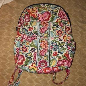 Mini Vera Bradley Backpack in discontinued pattern